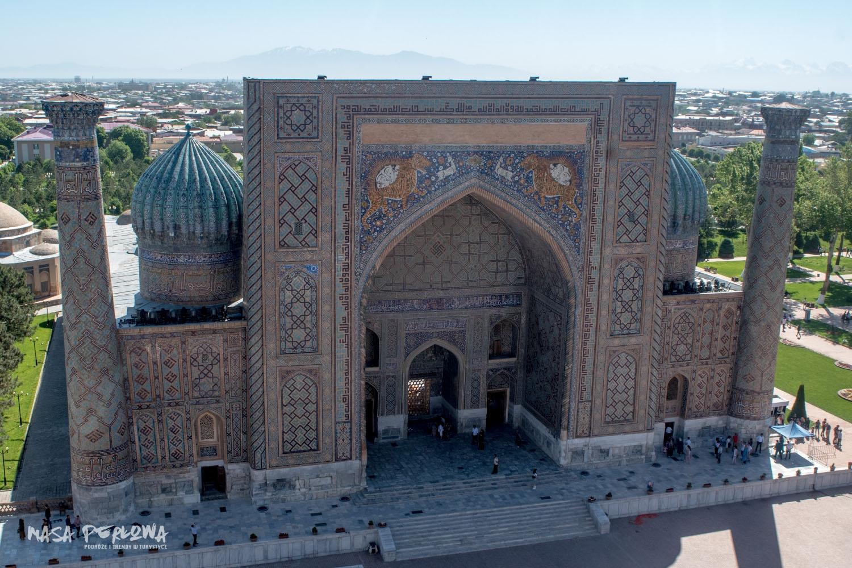 Registan - Samarkanda, Uzbekistan