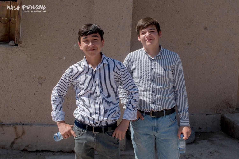 Uzbekistan mieszkańcy