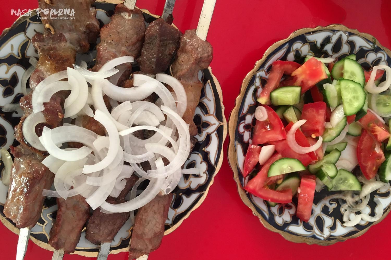 Uzbekistan jedzenie co jeść