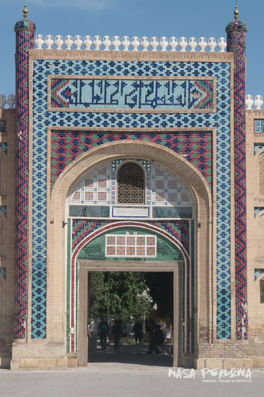Buchara Letnia Rezydencja Ostatniego Emira