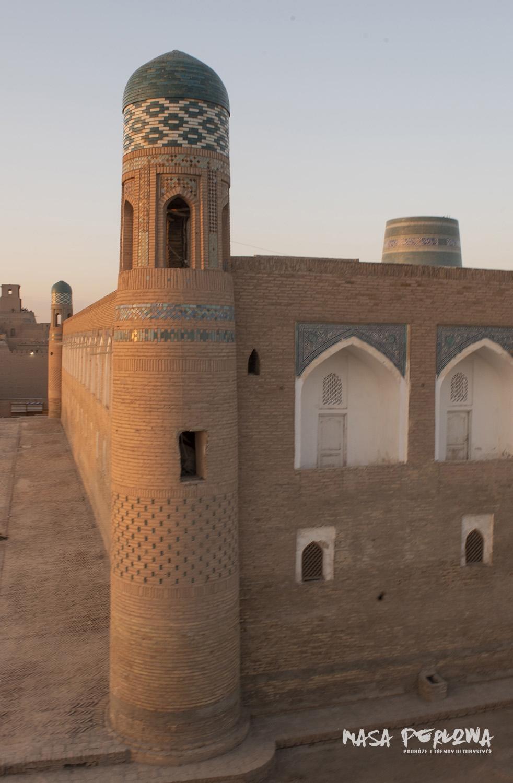 Chiwa Uzbekistan atrakcje