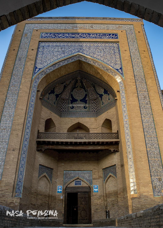 Chiwa Uzbekistan medrasa