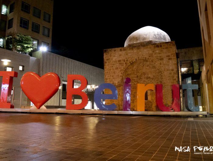 Co zobaczyć w Bejrucie